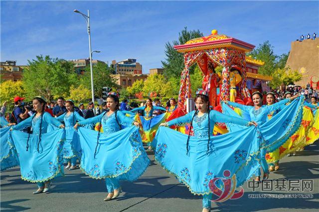 """2020年""""中国旅游日""""新疆喀什会场活动正式启动 邀您共赴一场丝路之旅"""